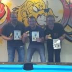 Die Gewinner der Vereinsmeisterschaft beim Siegerfoto